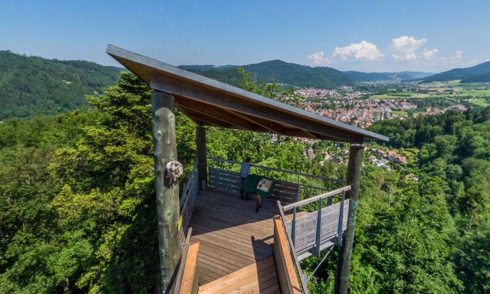 Treetop pathway Waldkirch