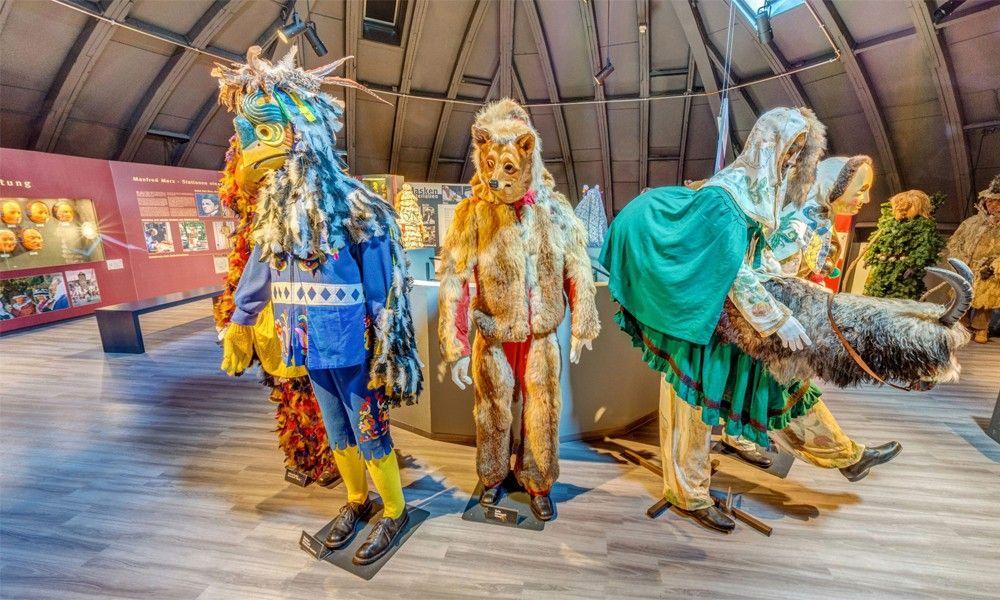 Narrenschopf Museum
