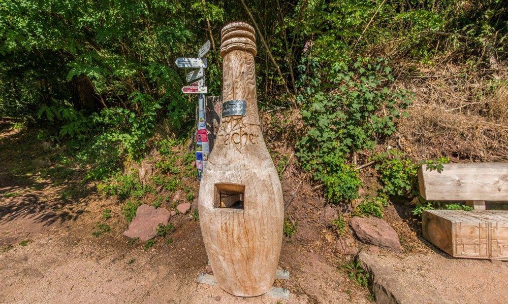 """Black Forest premium hiking trail and gourmet trail """"Der Teinacher"""", Bad Teinach"""