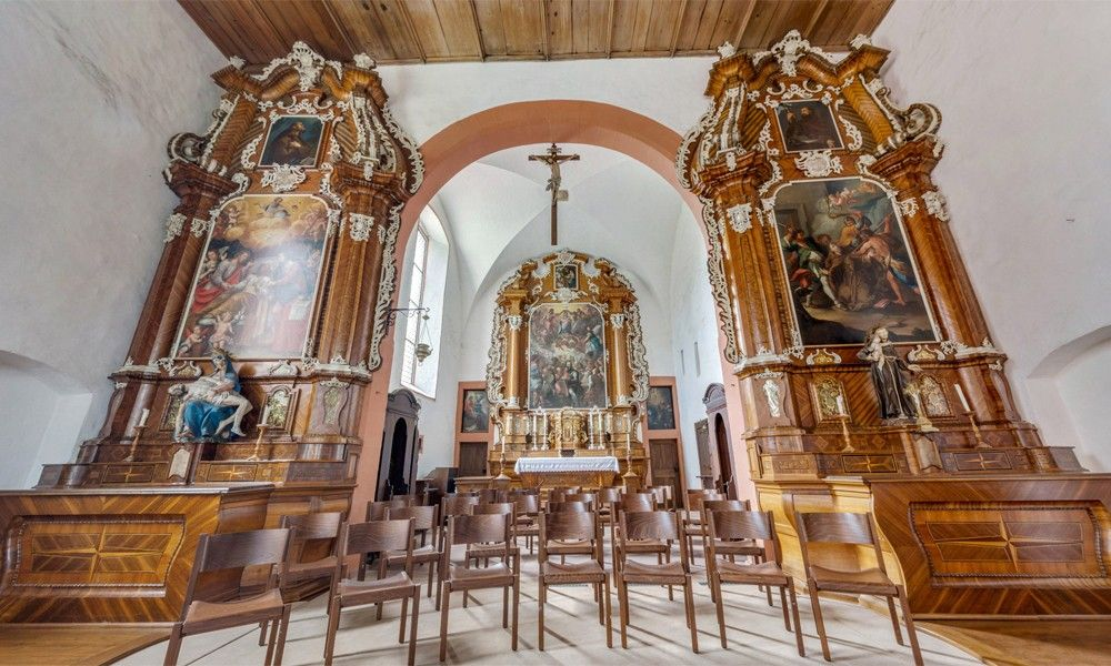 Capuchin monastery Haslach