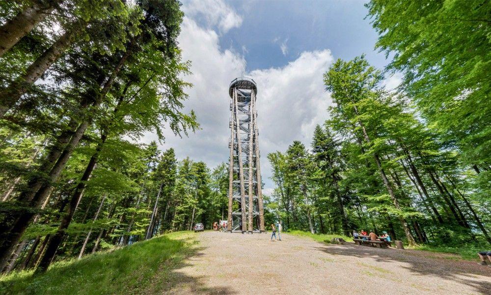 Panorama Tower Urenkopf - City of Haslach