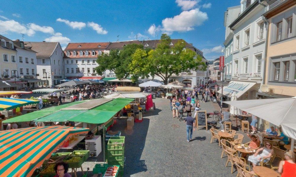 St. Johann Market