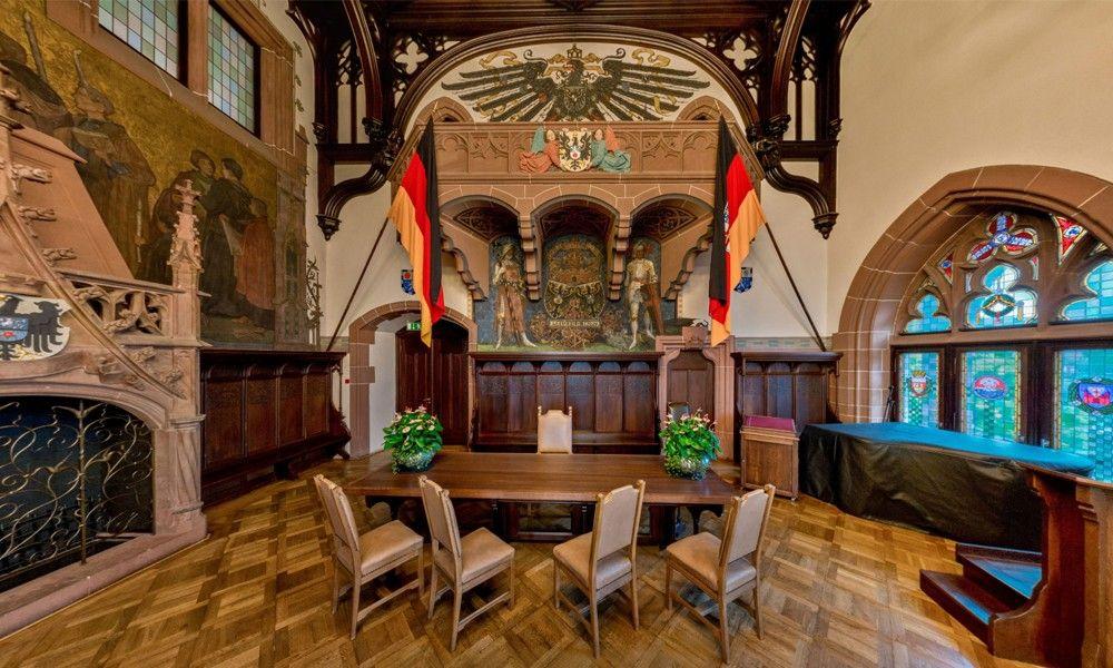 Town Hall Sankt Johann