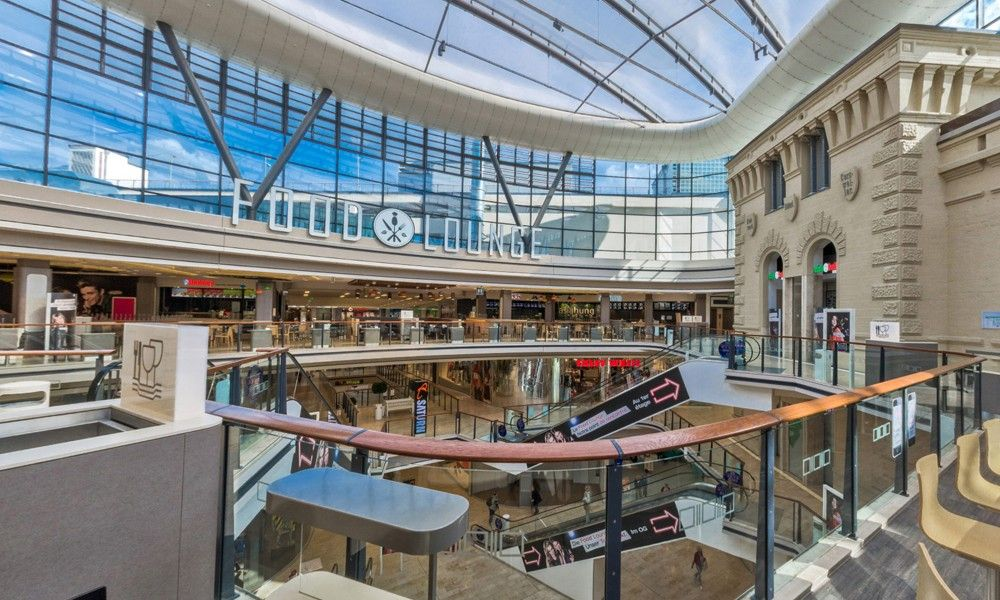 Shopping mall Europa Galerie
