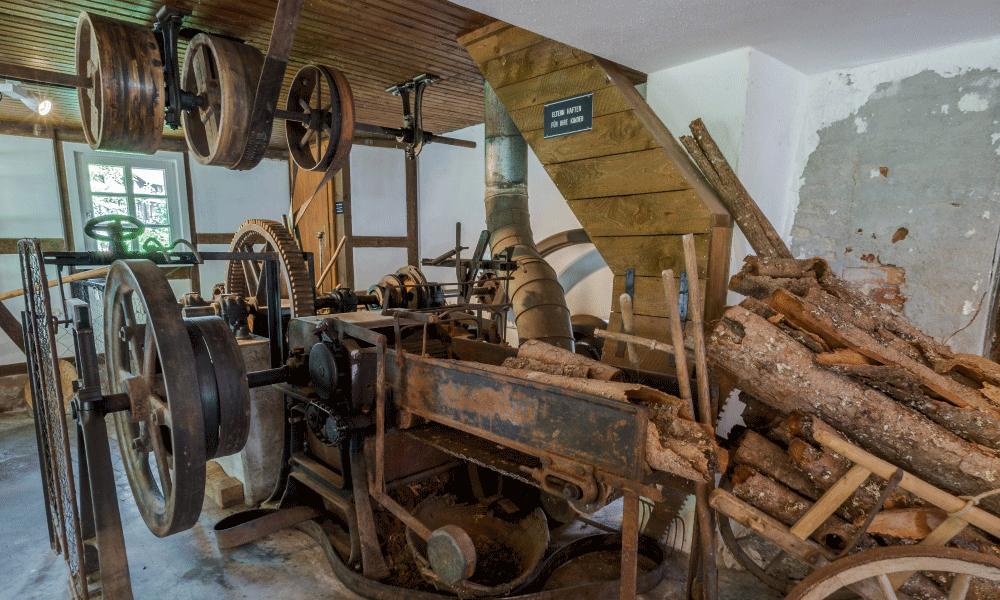 SCHÜTTESÄGE Museum