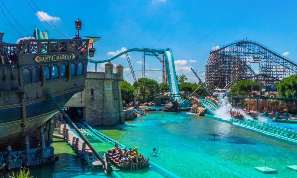Europa Park, Theme Park & Resort, Rust