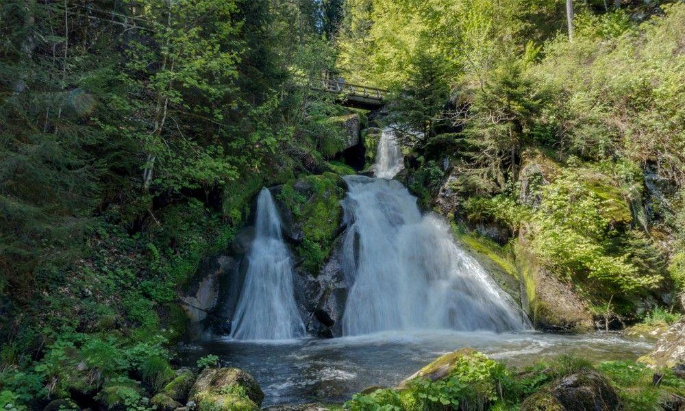 Triberger Waterfall