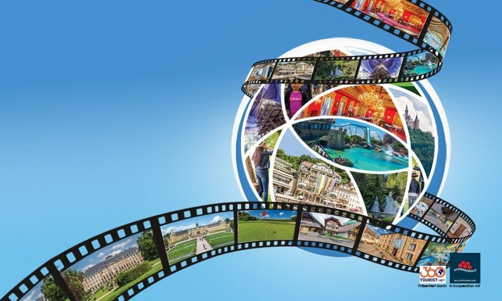 Video messages from travelers about travel and excursion destinations