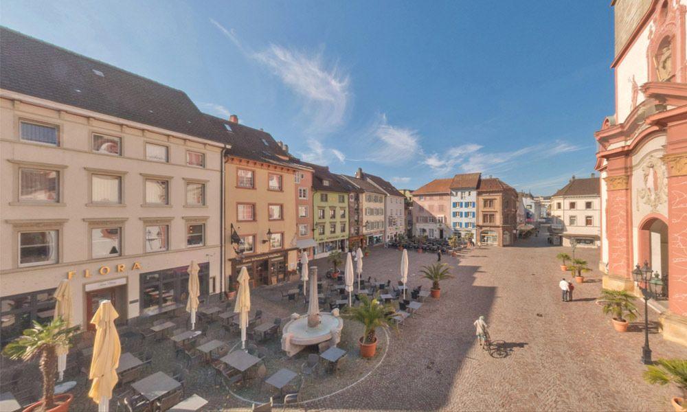 Muenster Square, Bad Säckingen