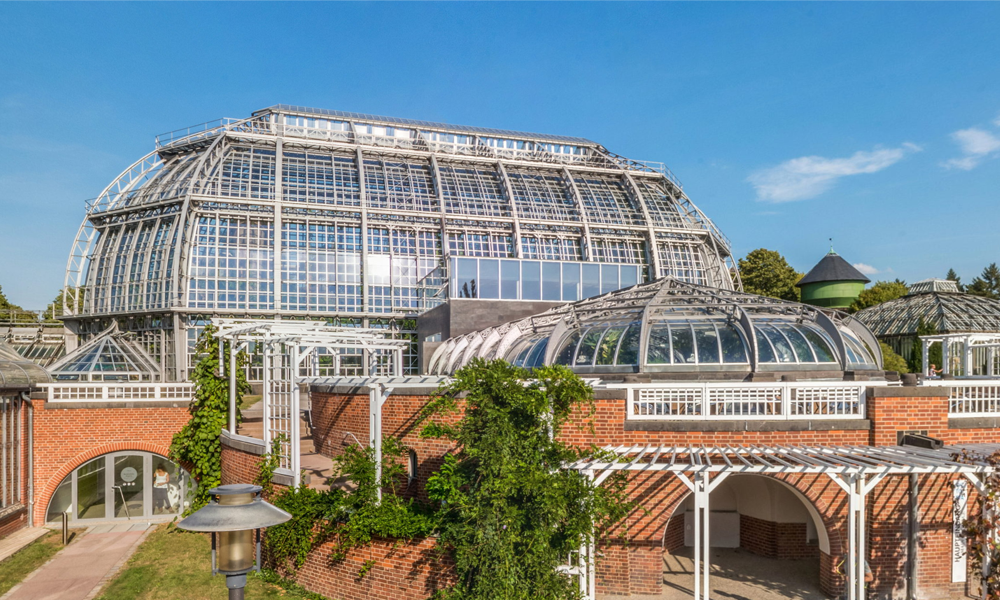 Botanical Garden and Botanical Museum Berlin-Dahlem