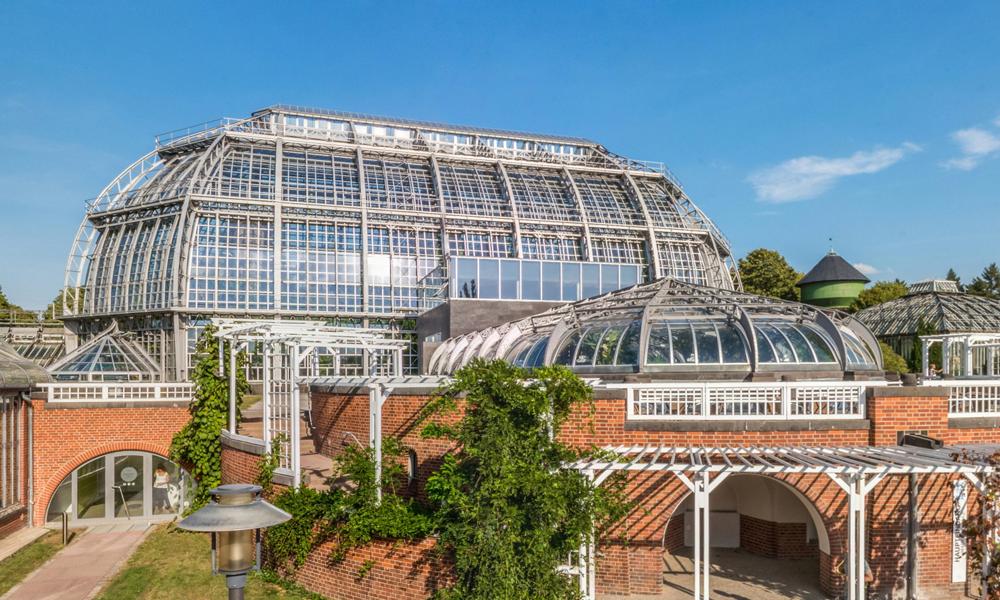 Botanical Garden and Botanical Museum Berlin-Dahlem