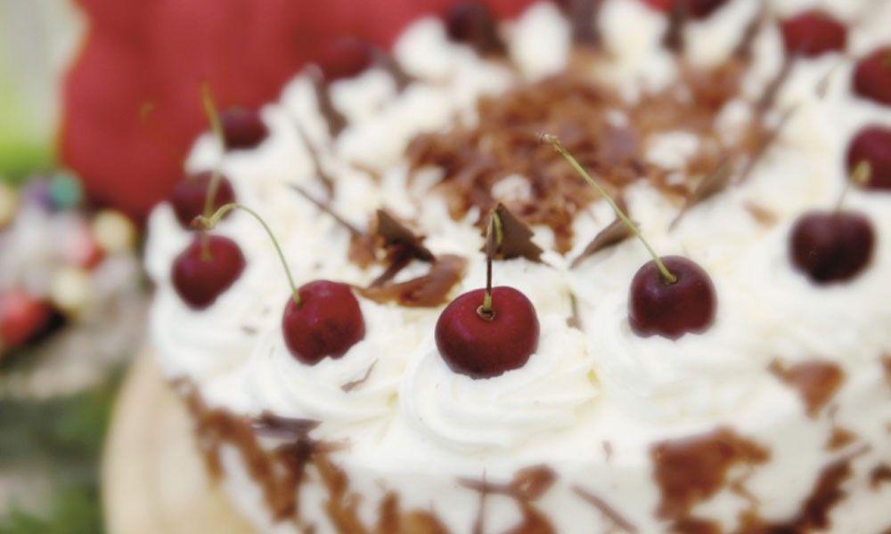 Black Forest cake - more information www.biv-baden.de