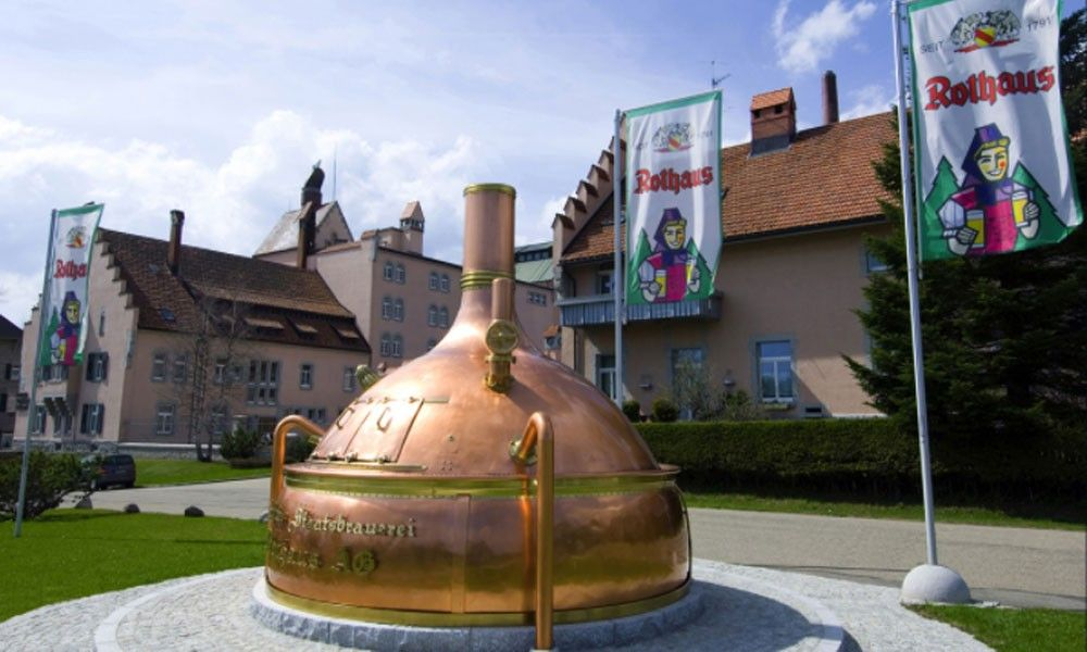 Rothaus, cult beer from the Black Forest - www.rothaus.de